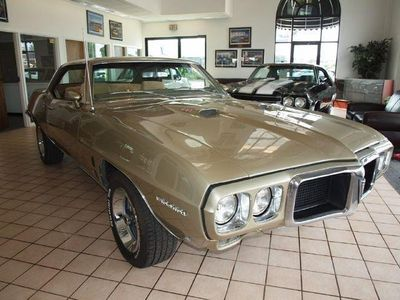 1969 Pontiac Firebird SOLD Coupe