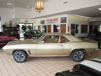 1969 Pontiac Firebird SOLD - Click to see full-size photo viewer