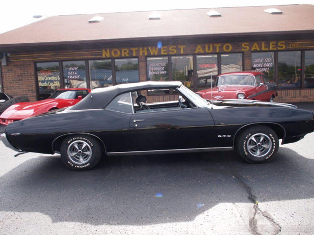 1969 Pontiac GTO  - 16670618 - 0