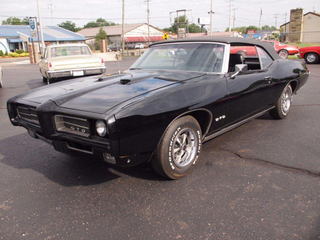 1969 Pontiac GTO  - 16670618 - 10