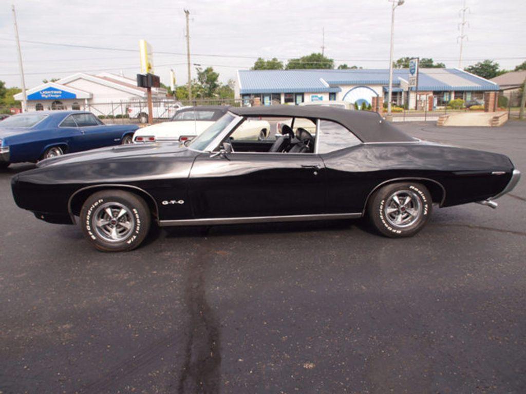 1969 Pontiac GTO  - 16670618 - 12
