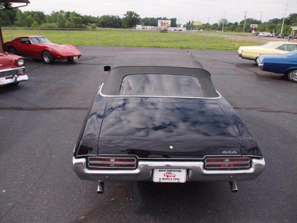 1969 Pontiac GTO  - 16670618 - 16