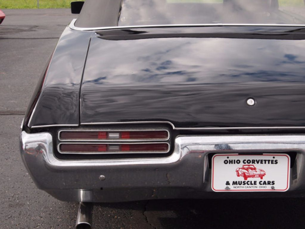 1969 Pontiac GTO  - 16670618 - 18