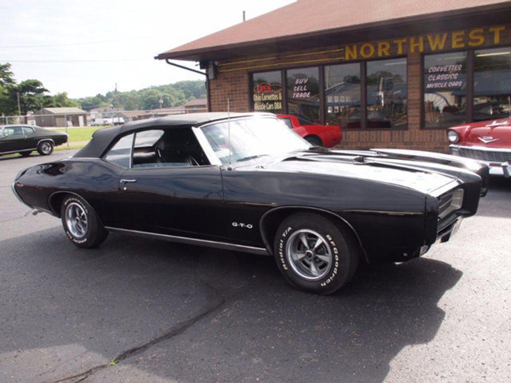 1969 Pontiac GTO  - 16670618 - 2