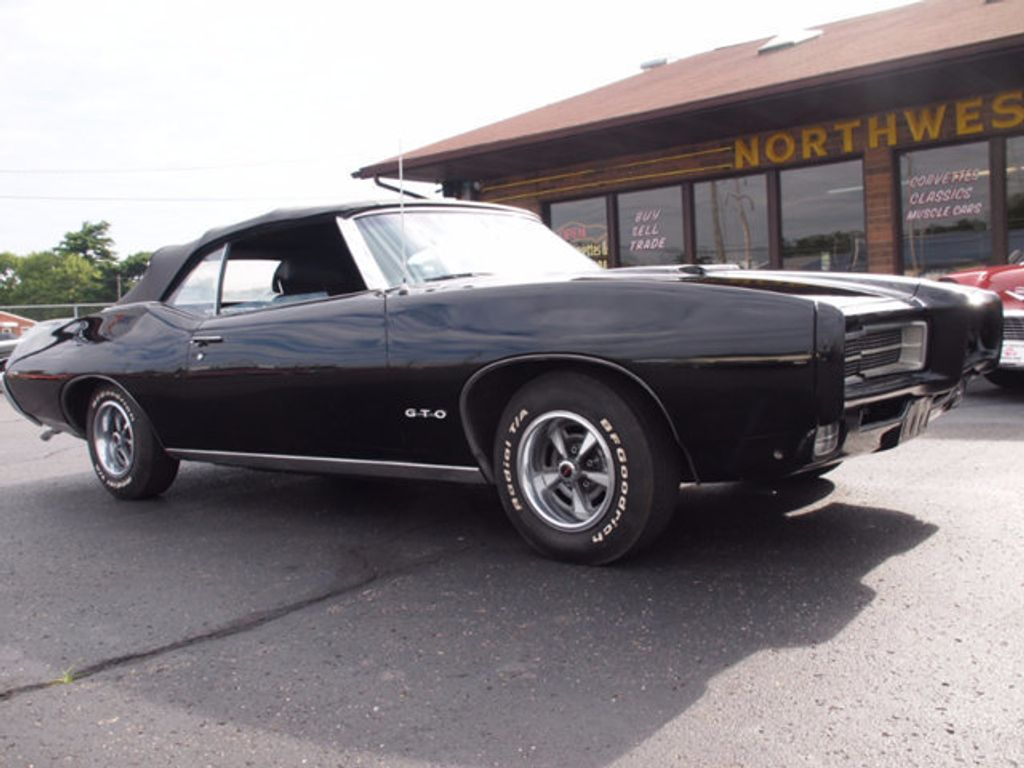 1969 Used Pontiac GTO at WeBe Autos Serving Long Island, NY, IID ...