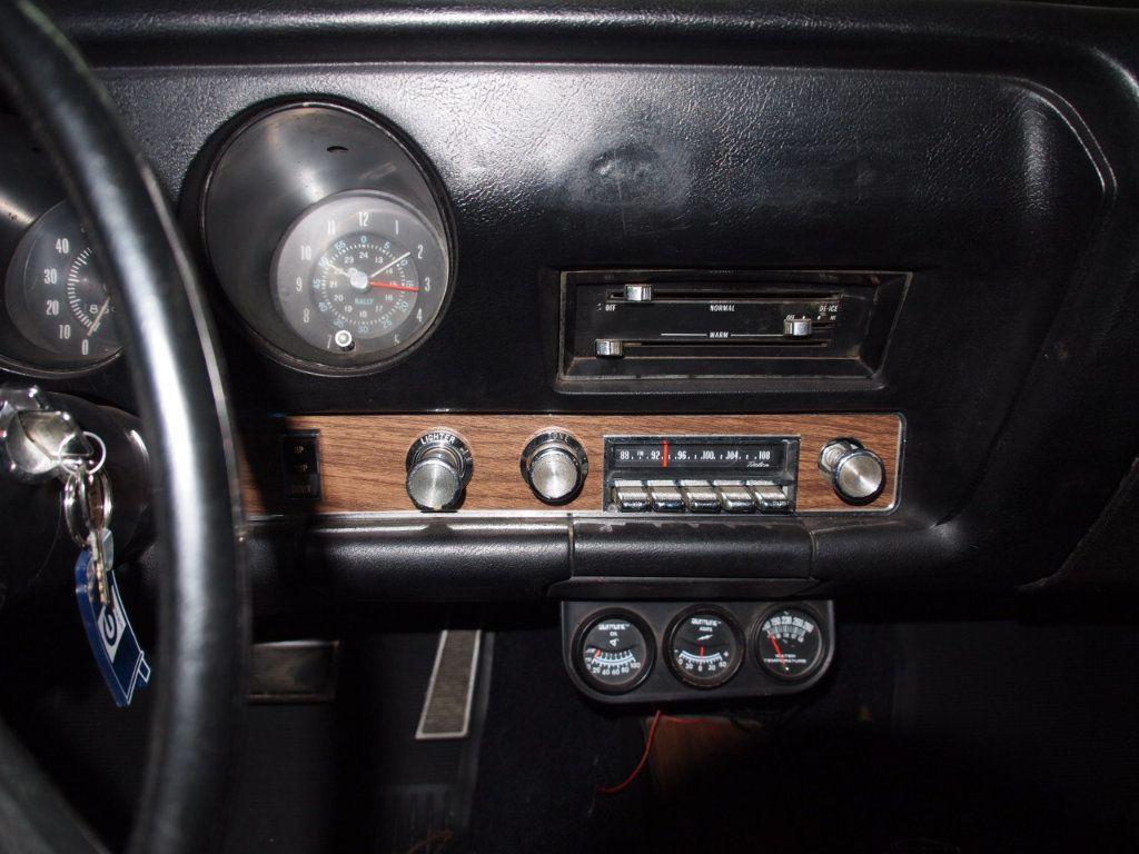 1969 Pontiac GTO  - 16670618 - 42
