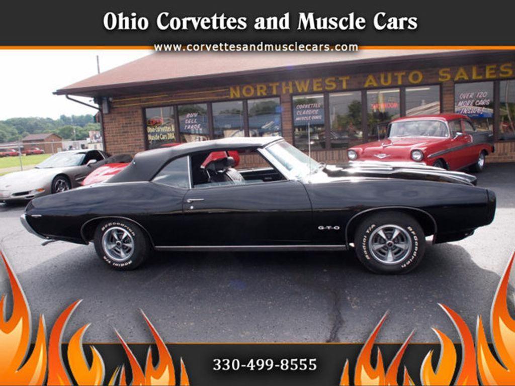 1969 Pontiac GTO  - 16670618 - 43