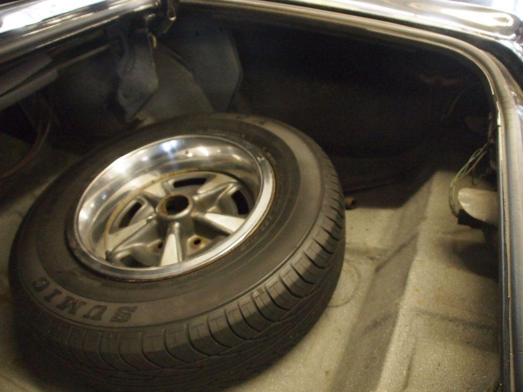 1969 Pontiac GTO  - 16670618 - 48