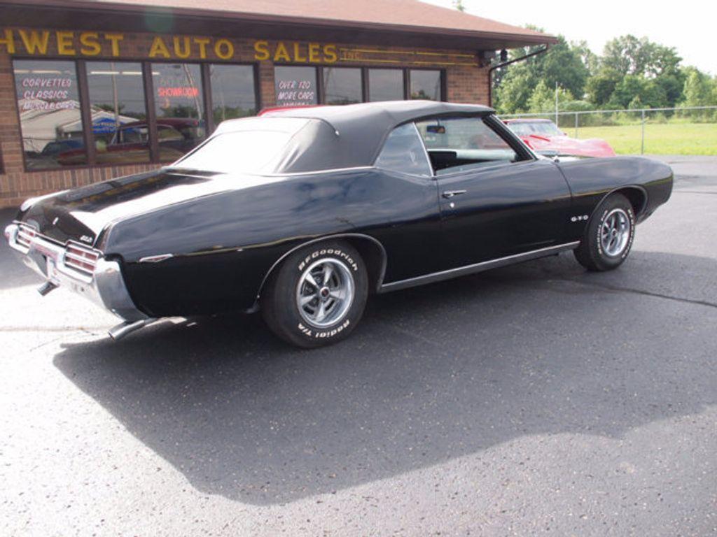 1969 Pontiac GTO  - 16670618 - 4