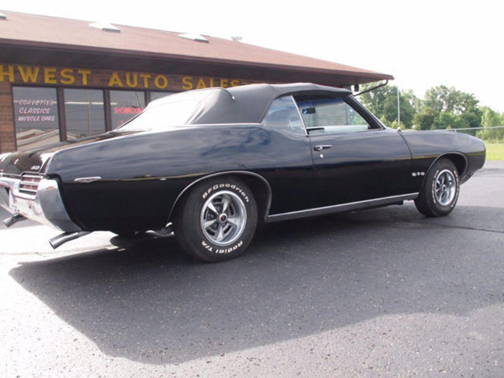 1969 Pontiac GTO  - 16670618 - 5