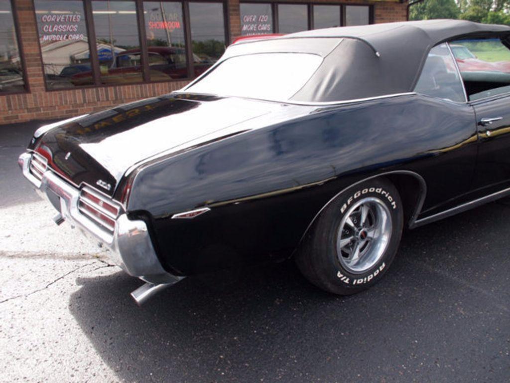 1969 Pontiac GTO  - 16670618 - 6