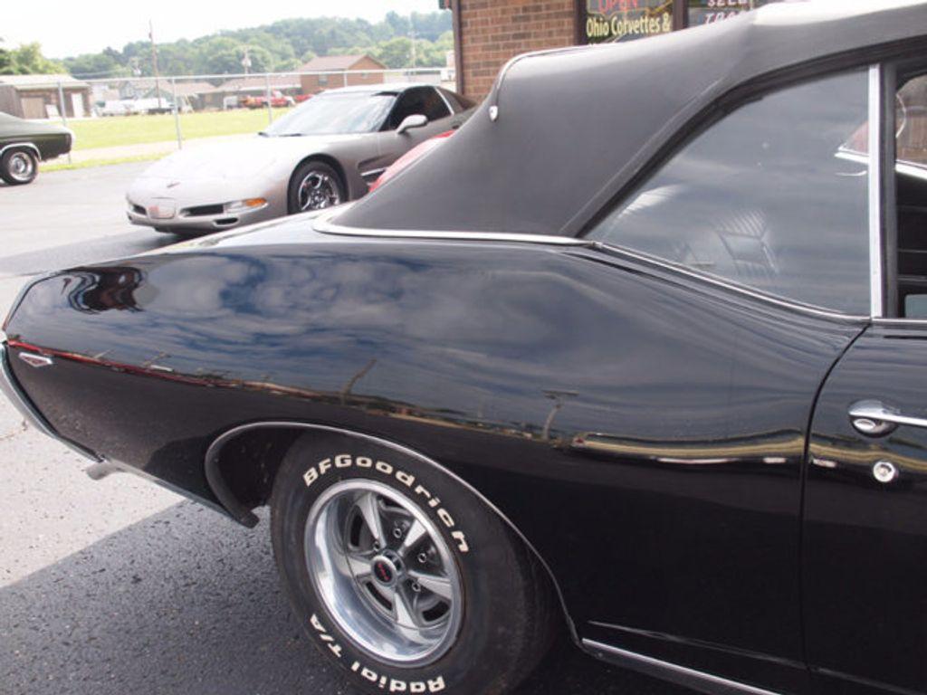 1969 Pontiac GTO  - 16670618 - 8
