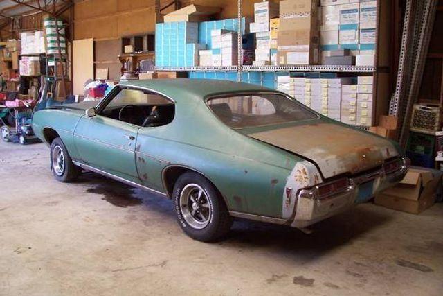 1969 Used Pontiac Le Mans At Dp9 Motorsports Serving Long Island