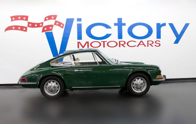 1969 Porsche 912 KARMANN CPE - Click to see full-size photo viewer