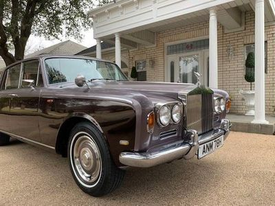 1969 Rolls-Royce Silver Shadow  Coupe