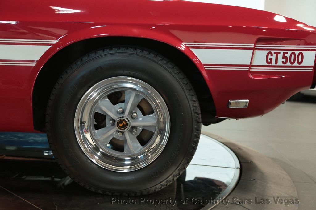 1969 Shelby GT500 Fastback - 18320317 - 17