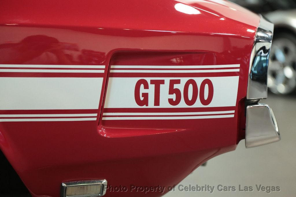 1969 Shelby GT500 Fastback - 18320317 - 20