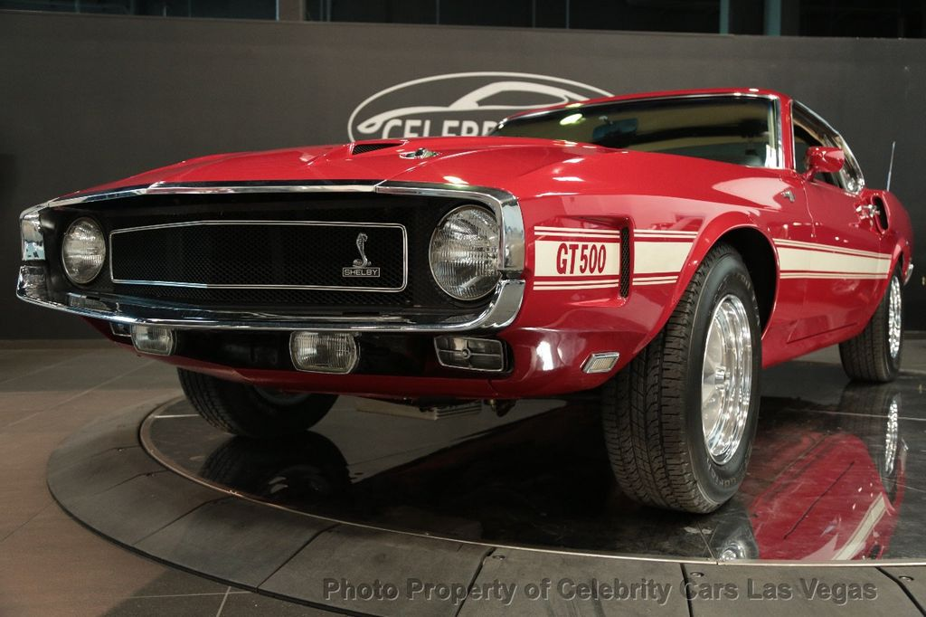 1969 Shelby GT500 Fastback - 18320317 - 34