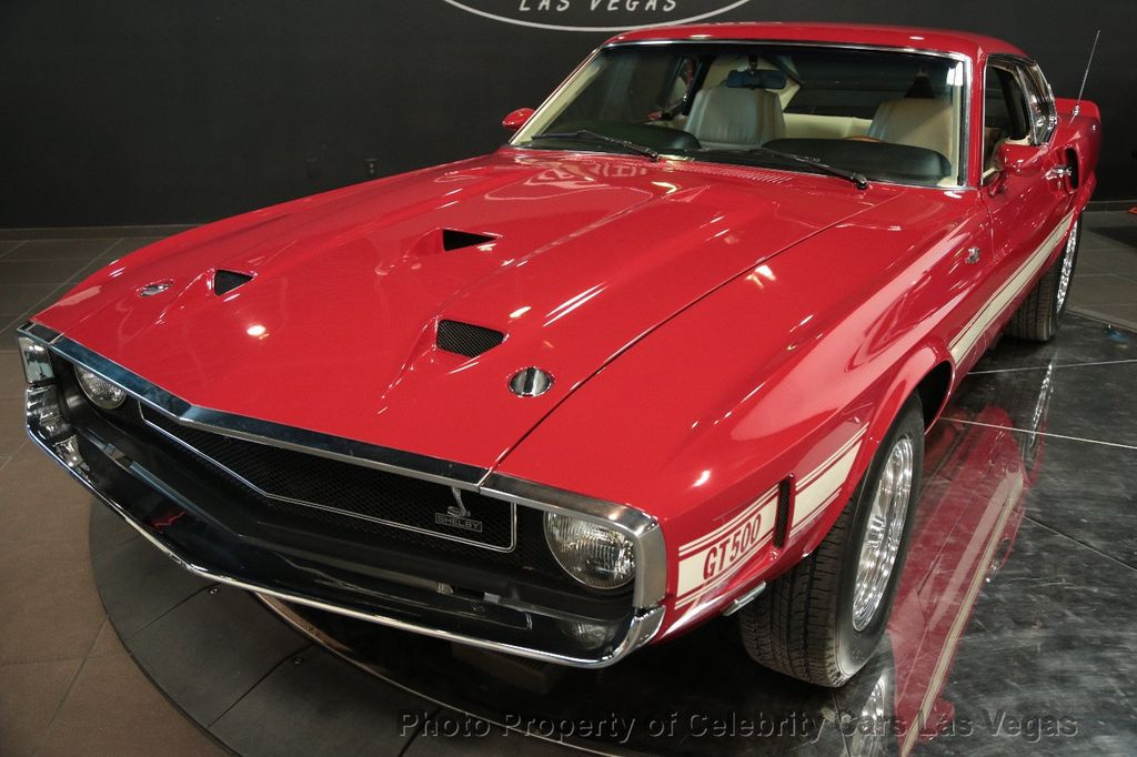 1969 Shelby GT500 Fastback - 18320317 - 36