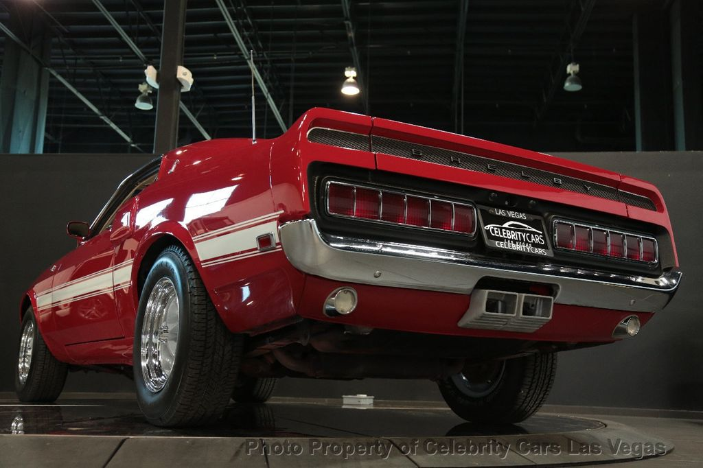 1969 Shelby GT500 Fastback - 18320317 - 38