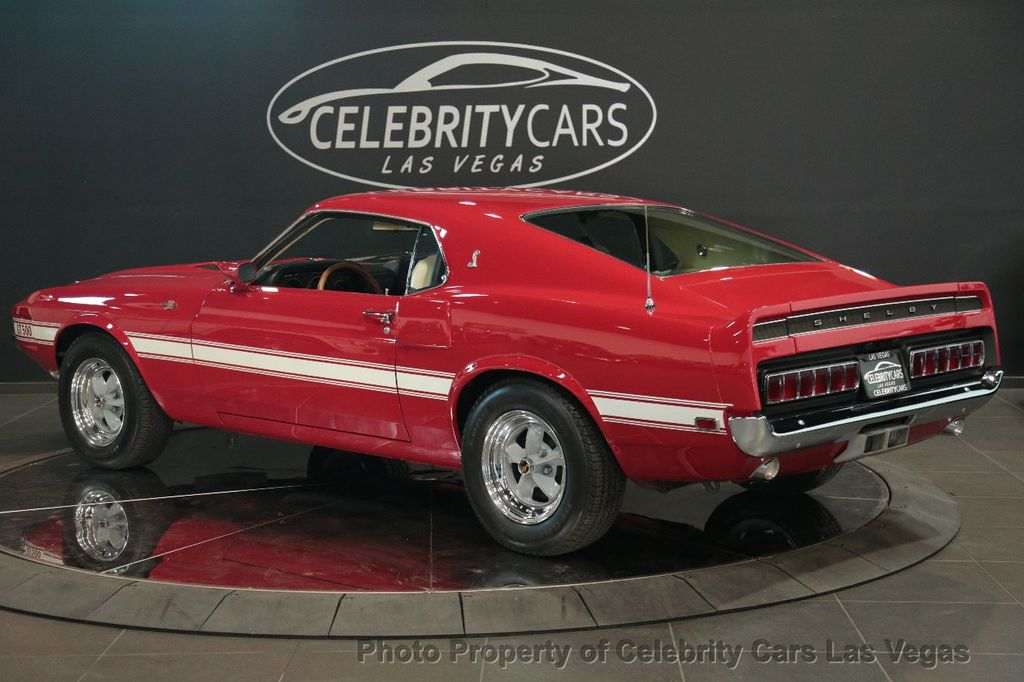 1969 Shelby GT500 Fastback - 18320317 - 3