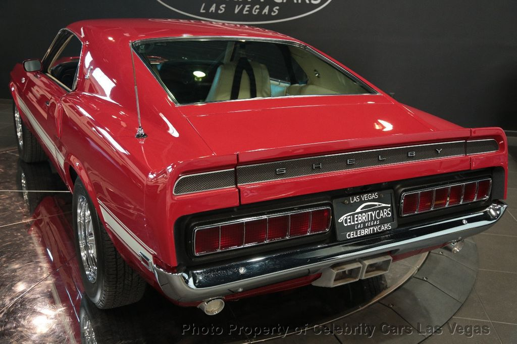1969 Shelby GT500 Fastback - 18320317 - 39