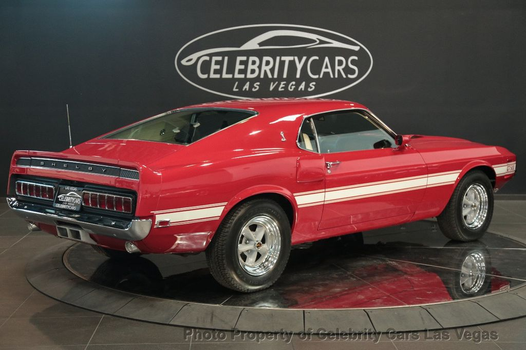 1969 Shelby GT500 Fastback - 18320317 - 7