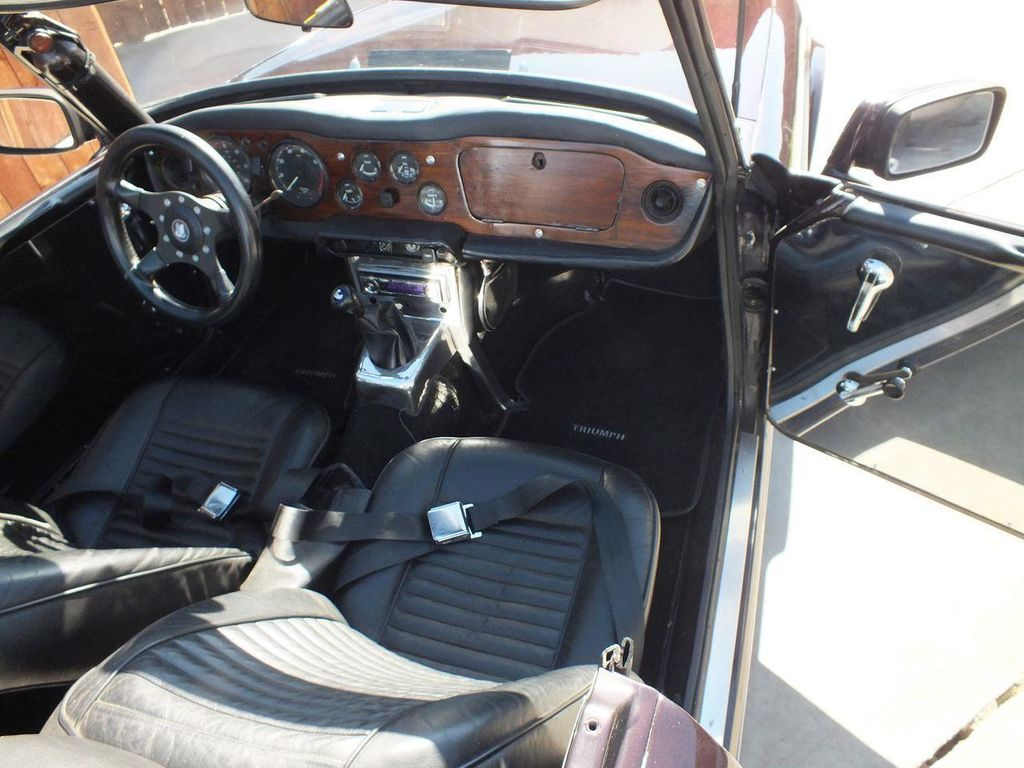 1969 Triumph TR6 For Sale - 13228497 - 11