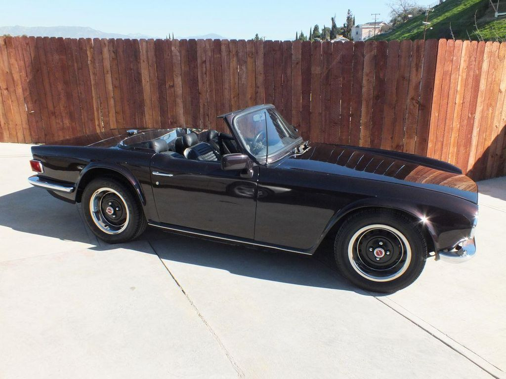 1969 Triumph TR6 For Sale - 13228497 - 1