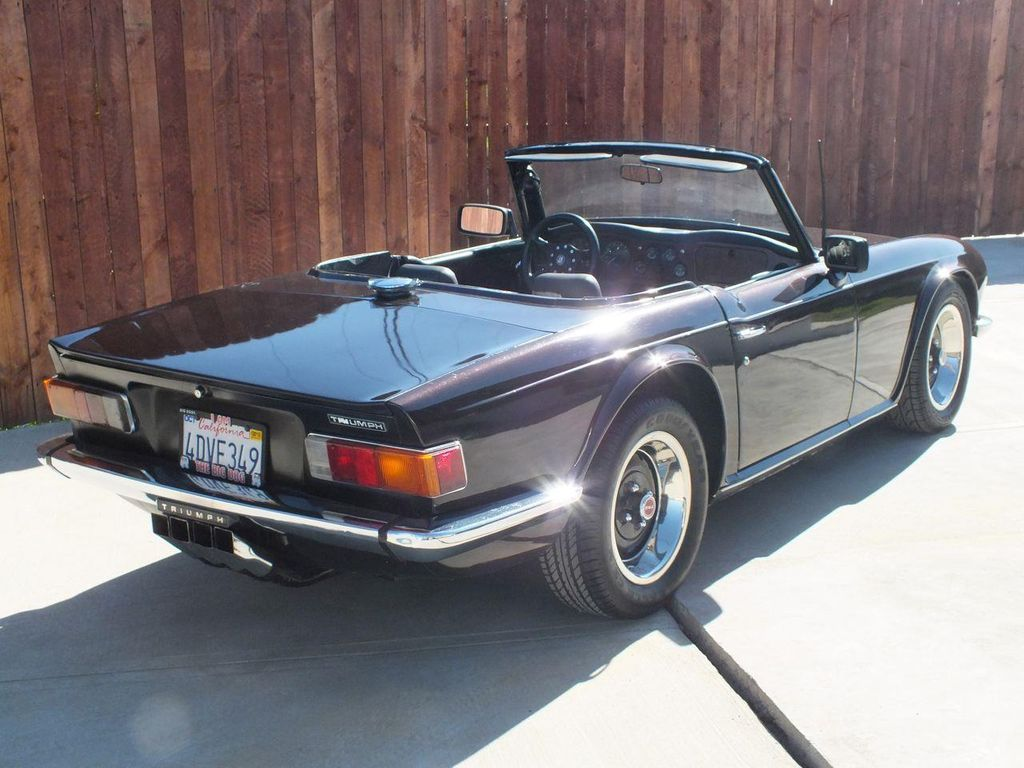 1969 Used Triumph TR6 For Sale at WeBe Autos Serving Long Island ...