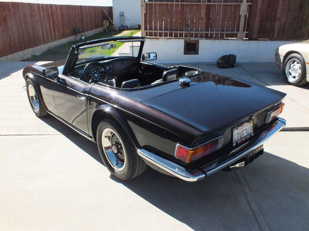 1969 Triumph TR6 For Sale - 13228497 - 6