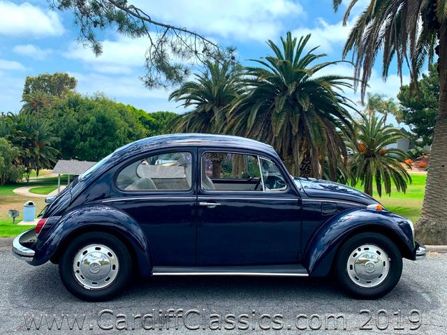 1969 Volkswagen Beetle  - Click to see full-size photo viewer