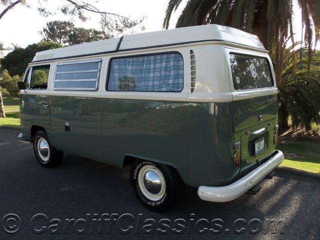1969 used volkswagen westfalia bus weekender camper van at. Black Bedroom Furniture Sets. Home Design Ideas