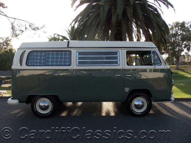 1969 Used Volkswagen Westfalia Bus Weekender Camper Van at Cardiff Classics Serving Encinitas ...