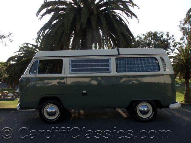 volkswagen westfalia bus weekender camper van  cardiff classics serving encinitas