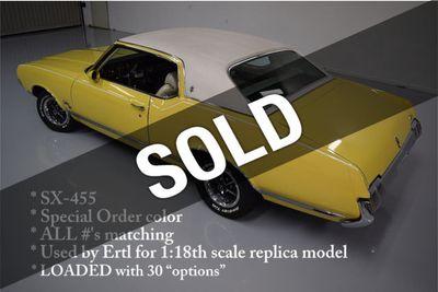 1970 Buick Cutlass