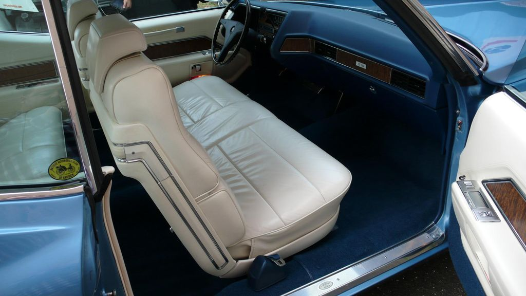1970 Cadillac COUPE DEVILLE LEATHER - 11339873 - 20