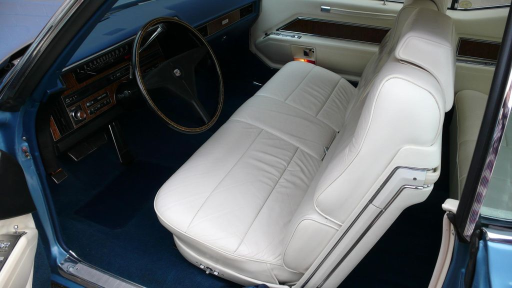 1970 Cadillac COUPE DEVILLE LEATHER - 11339873 - 30