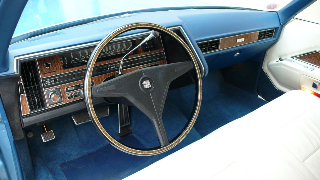 1970 Cadillac COUPE DEVILLE LEATHER - 11339873 - 31