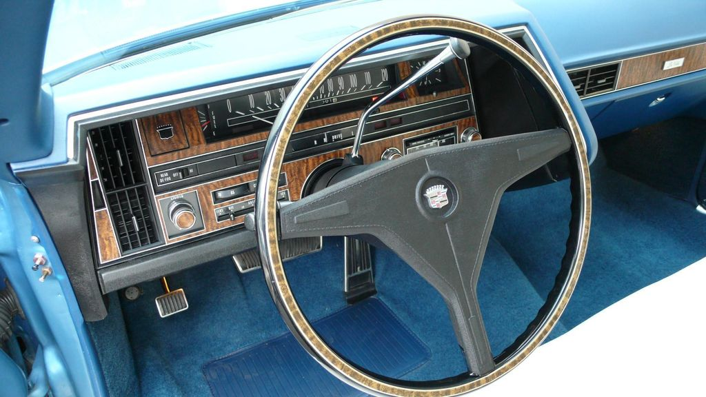 1970 Cadillac COUPE DEVILLE LEATHER - 11339873 - 32