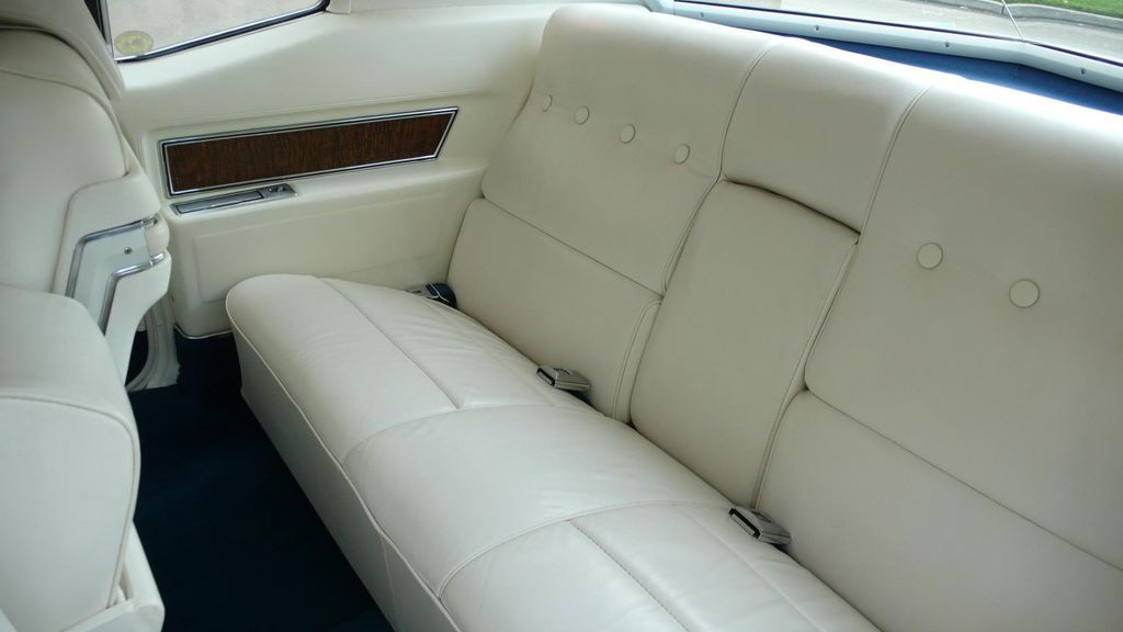 1970 Cadillac COUPE DEVILLE LEATHER - 11339873 - 42