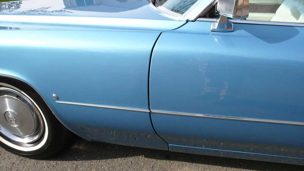 1970 Cadillac COUPE DEVILLE LEATHER - 11339873 - 49