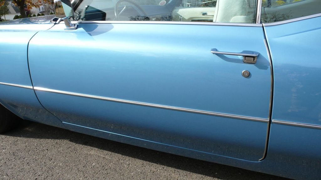 1970 Cadillac COUPE DEVILLE LEATHER - 11339873 - 51