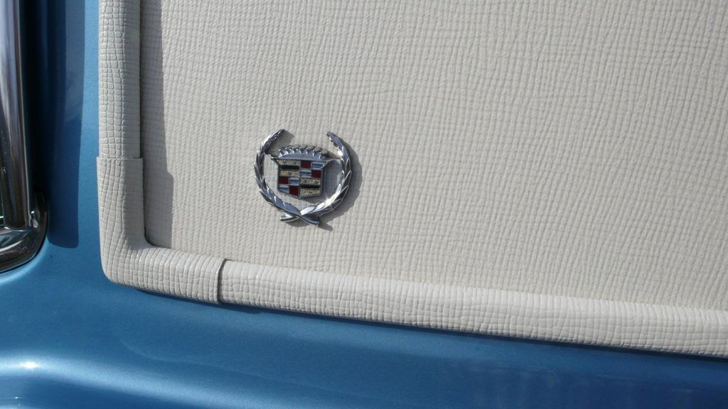 1970 Cadillac COUPE DEVILLE LEATHER - 11339873 - 55
