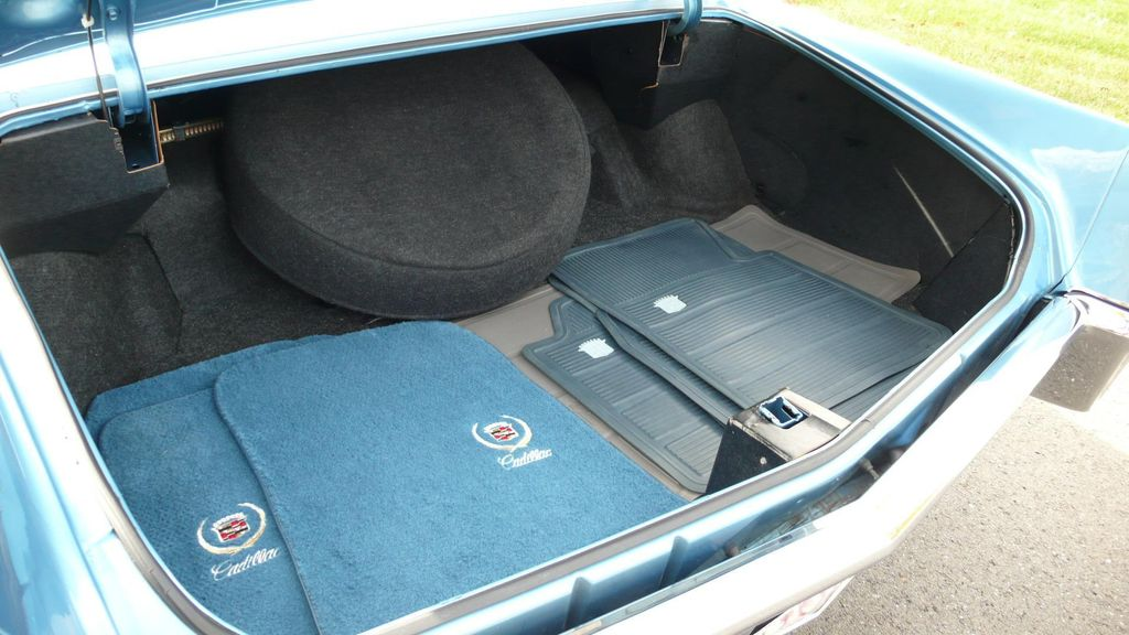 1970 Cadillac COUPE DEVILLE LEATHER - 11339873 - 62