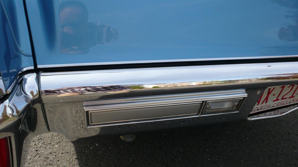1970 Cadillac COUPE DEVILLE LEATHER - 11339873 - 65