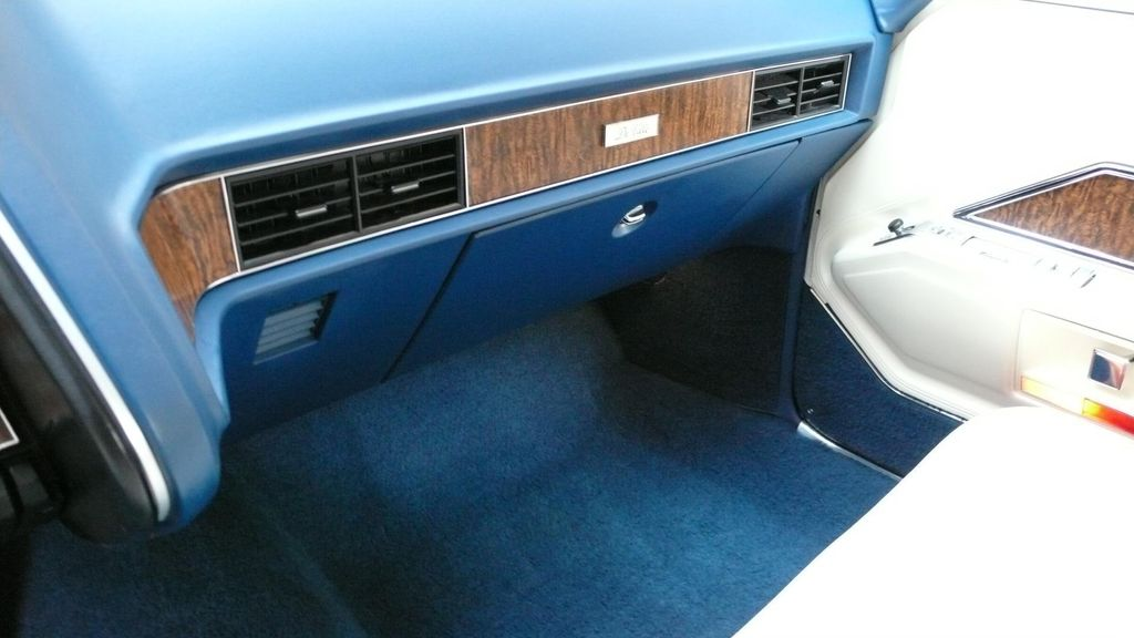 1970 Cadillac COUPE DEVILLE LEATHER - 11339873 - 76