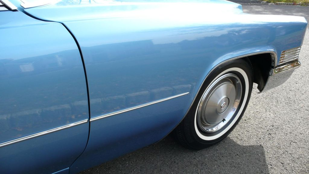 1970 Cadillac COUPE DEVILLE LEATHER - 11339873 - 88