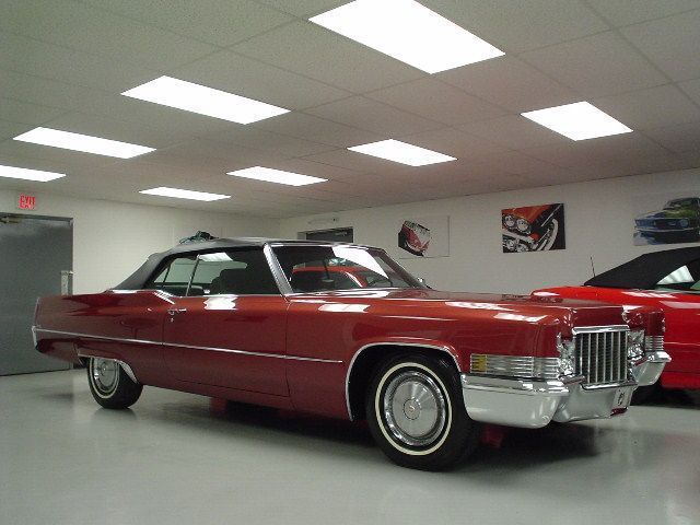 1970 Used Cadillac DEVILLE CONVERTIBLE at Find Great Cars