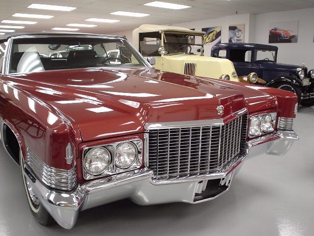 1970 Cadillac DEVILLE CONVERTIBLE Convertible for Sale
